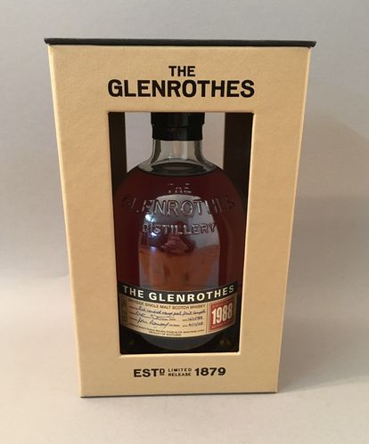 Glenrothes Vintage 1988 Single Malt